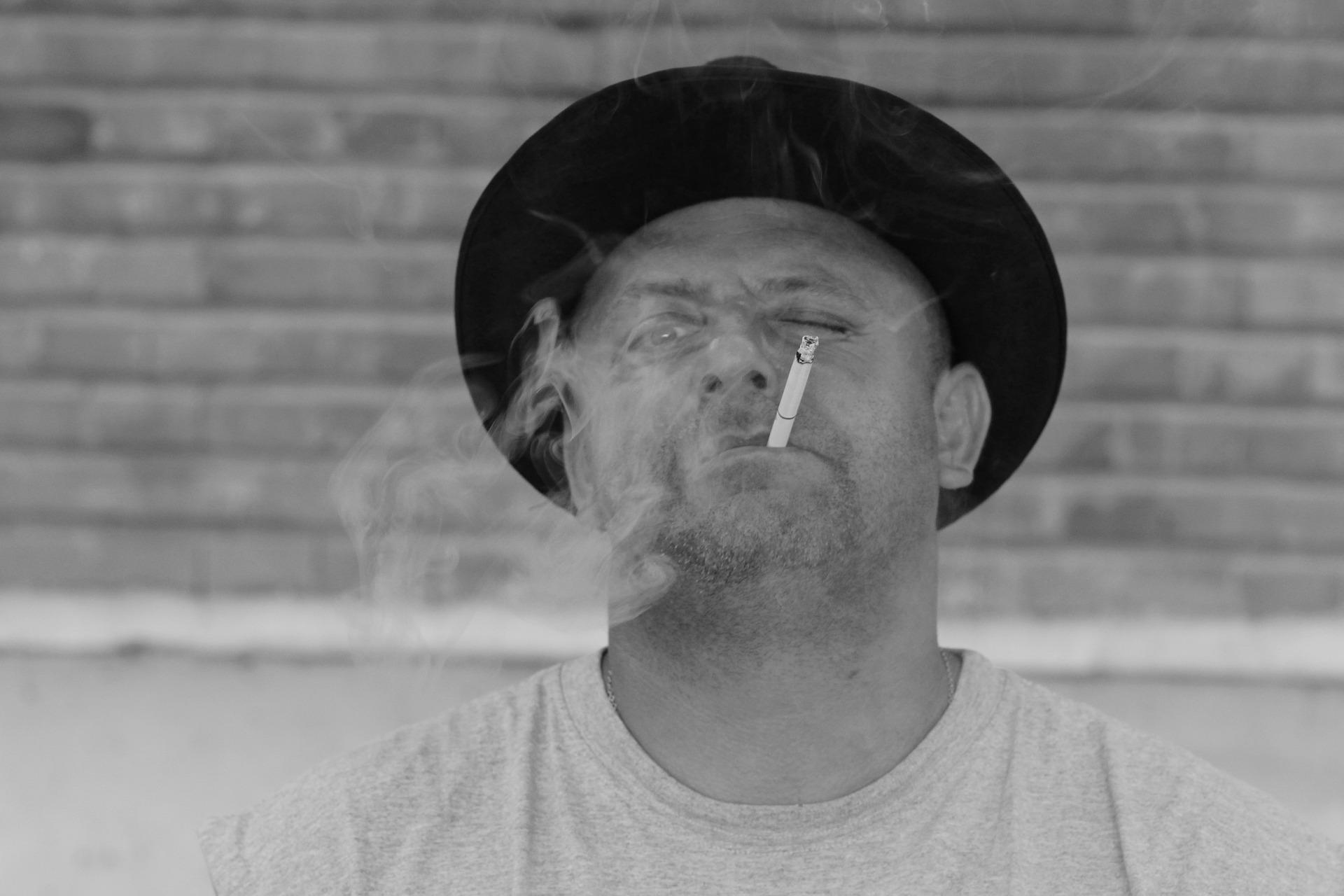 de kracht van nicotine